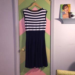 Lauren by Ralph Lauren knit sleeveless dress